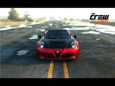 The Crew - Alfa Romeo 4C Perf Customization - YouTube