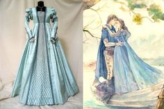 We're swooning over the Romeo & Juliet film costumes