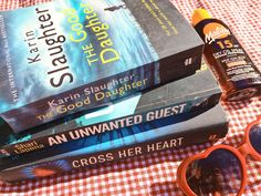 Three Sizzling Hot Must-Read Books For Summer