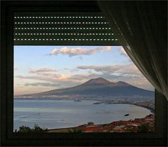 #naples #italy #landscape