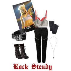 Rock Steady Inspired