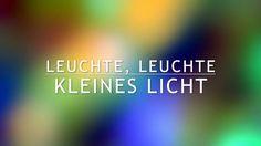 """""""Leuchte, leuchte kleines Licht"""" (Laternenlied) - aus """"Krippen-Liederbuch 1"""" Kita-Kiste auf: www.kitakiste.jimdo.com - 32 neue Lieder für die Krippe"""