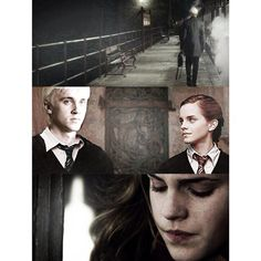 VK is the largest European social network with more than 100 million active users. Draco And Hermione, Hermione Granger, Draco Malfoy, Dramione, Tom Felton, Slytherin, The Dreamers, Harry Potter, Otp
