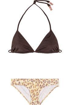 Zimmermann|Femme triangle bikini|NET-A-PORTER.COM - StyleSays