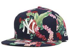 3299786d26b New York Yankees Floral 9Fifty Snapback Cap by NEW ERA x MLB