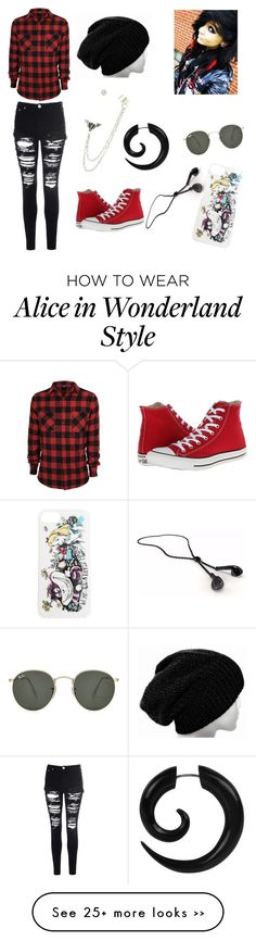 """Emo look"" by nikki-blue on Polyvore"