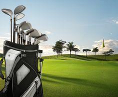 Golf Trava Palma Flag – 1080p HD Wallpaper
