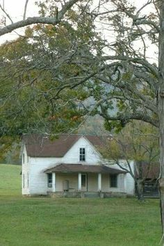 Home used in the making of 'Like Water For Elephants' Chickamauga/Kensington, GA
