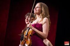 LAURA MARZADORI E LEONORA ARMELLINI DUO:  6 Marzo 2016 all' Auditorium del Suffragio.  INFO: Associazione musicale Lucchese