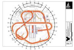 Disney park blueprints space mountain disneyland ca usa space mountain blueprint level 3 malvernweather Gallery