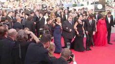 Primer desfile de estrellas en la 68 edición del Festival de Cannes