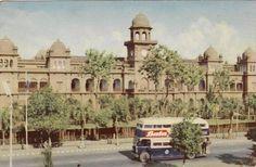 """Punjab University"" Old Campus, Lahore, Pakistan"