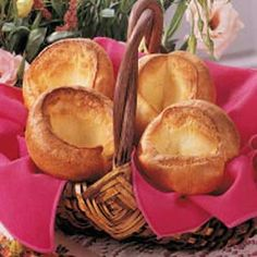 Popovers for Two - i love these!