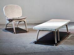 stuhl sitzbank beton kollektion unpolished designer dik scheepers