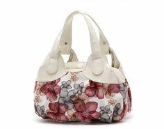 leather handbags Popular flower