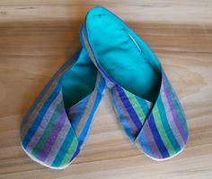 Kimono house shoes