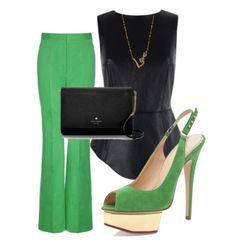 Great Green Style
