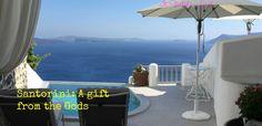 Santorini Travelog: