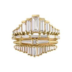 Tips for Buying Diamond Rings and Other Fine Diamond Jewelry One Carat Diamond, Buy Diamond Ring, Baguette Diamond Rings, Diamond Jewelry, Diamond Cuts, Baguette Engagement Ring, Baguette Ring, Engagement Rings, Diamond Image