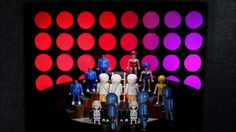 Daft Punk - Around the World  Playmobile (Official Video)
