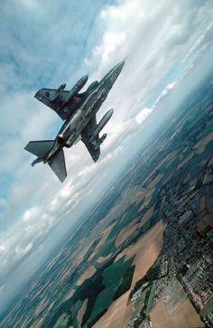 SEPECAT Jaguar GR.3 - Royal Air Force (RAF), United Kingdom