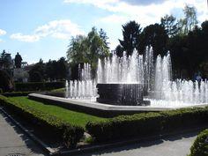 Orasul Satu-Mare, Romania. British Columbia, Romania, Denmark, Mists, Norway, Pond, Fountain, Scotland, Waterfall