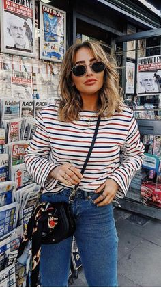 20 Edgy Fall Street Style 2018 Outfits To Copy - Casual Fall Fashion Trends & Outfits 2018 Chic Summer Outfits, Fall Outfits, Casual Outfits, Fashion Outfits, Womens Fashion, Latest Fashion, Cheap Fashion, Fashion Clothes, Trendy Fashion
