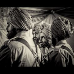 "Sikhs in the Great War Here's a wonderful capture (from a more recent times remembrance event) that brings your mind to connect with the Sikhs who served and fought bravely in World War I aka The Great War. "" The day after we heard that during the night one of the Sikh regiment had had to recapture the trench which the Germans had taken by surprise and that their bayonet charge was so tremendous that the enemy did not dare counter-attack. Almost immediately after that feat an order came not…"