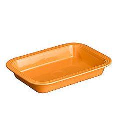 Fiesta dinnerware rectangular baker...any color