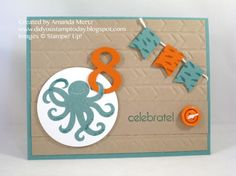 Crazy 8 Birthday! by mandypandy - Cards and Paper Crafts at Splitcoaststampers