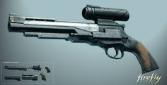 Image result for sci fi blaster pistol