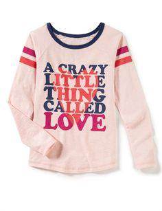 Crazy Little Thing Tee - Girls - Categories - new arrivals | Peek Kids Clothing