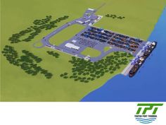 THE BEST PORT TERMINAL IN MEXICO. Tuxpan Port Terminal will use cutting-edge machinery to handle containers. It will be equipped with 4 STS Super Post Panamax cranes with a load capacity of up to 60 metric tons and a reach to operate vessels of up to 23 containers wide. This port terminal seeks to expedite the loading and unloading of containers, which will result in a shortening of processes times. #thebestportterminalinméxico