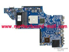 Replacement for HP 658831-001 Laptop Motherboard