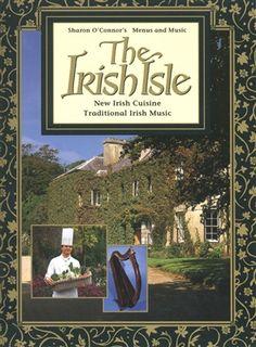 The Irish Isle includes menus and Irish Music from Menus and Music for $32