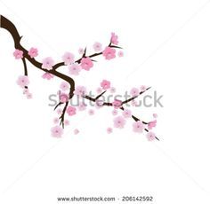 cherry blossom tree drawing pencil - Google Search