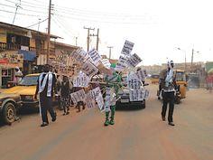 Arts with Tajudeen Sowole: JELILI ATIKU ALSO OCCUPIES NIGERIA