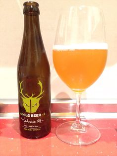 Madness ipa. The Wild Beer