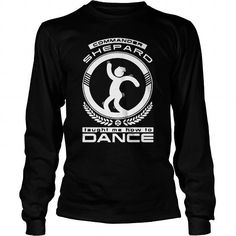 Awesome Tee COMMANDER SHEPARD TAUGHT ME HOW TO DANCE TSHIRT Shirts & Tees
