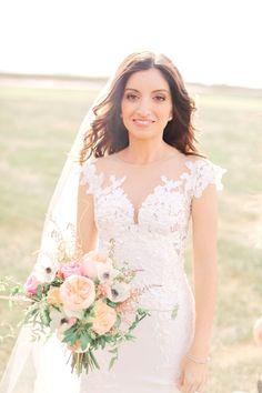 Photography: Kay English Photography   kayenglishphotography.com Wedding Dress: Mark Zunino   markzunino.com/   View more: http://stylemepretty.com/vault/gallery/55728