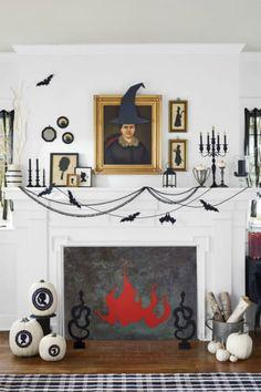 15 Herbst Dekor Ideen Für Ihren Kamin Mantel