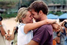 blue crush movie scenes   Kate Bosworth and Matthew Davis