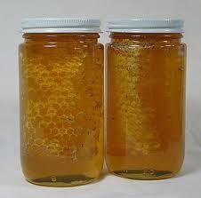 Raw honey...YUM