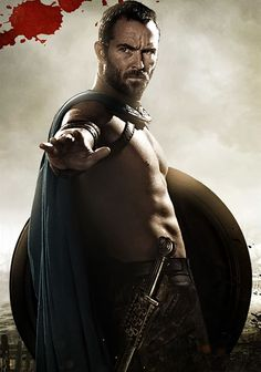 300: Rise of an Empire, and Themistocles here!