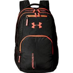 Under Armour UA Highlight Backpack (Black) Backpack Bags (2 07bb281149c41