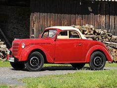 1938 Opel Kadett