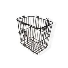 Basil Cardiff Bike Basket Steel Mesh Hang One On Either Side