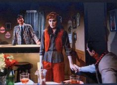 (L to R) Mark Banik, Kendall Rileigh and James Michael Lambert in 'The Brightness of Heaven,' by Laura Pedersen at The Cherry Lane Theatre. Photo from the website.