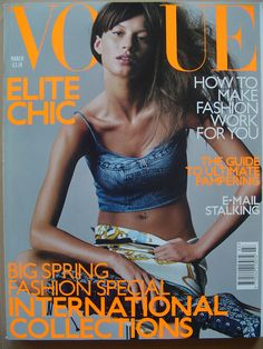2000 march vogue covers - Google Search