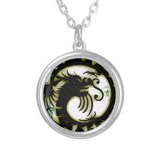 Dragon Pendant #Dragon #Necklace